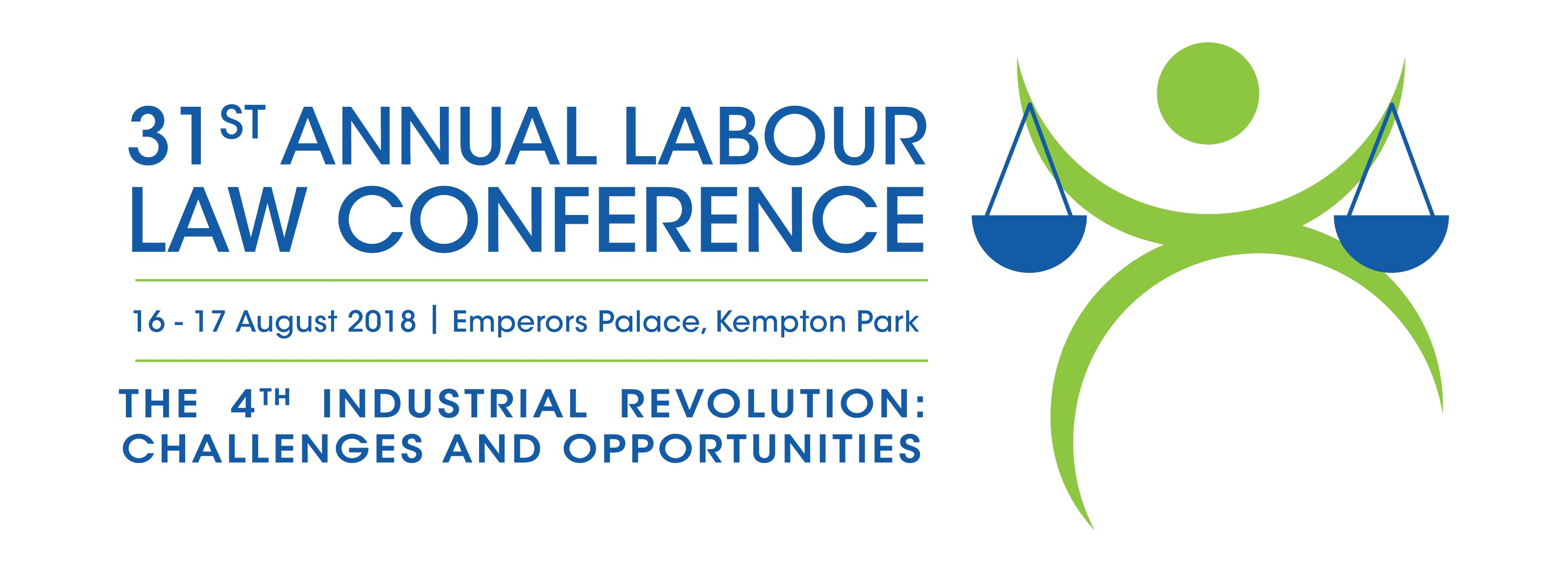 31st Annual Labour Law Conference 2018 Emperor's Palace, Kempton Park